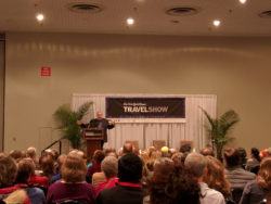 NY Times Travel Show Talk